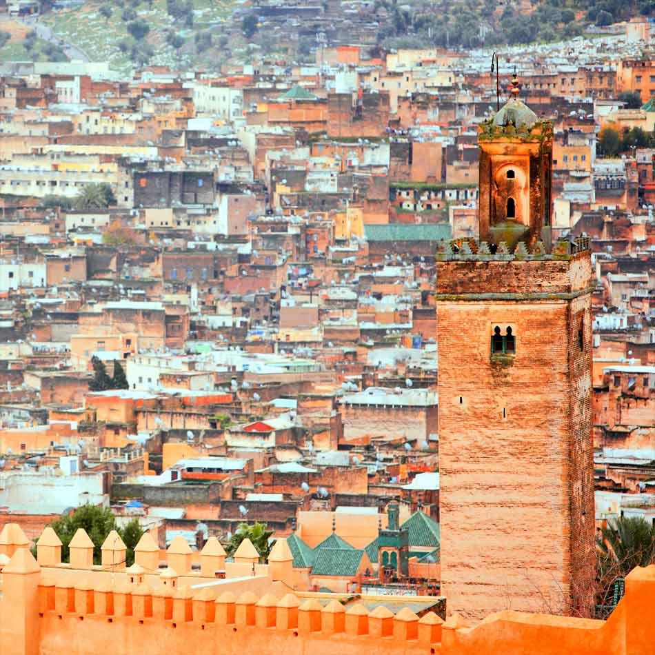 Viagem ao Marrocos de um jeito mais interessante