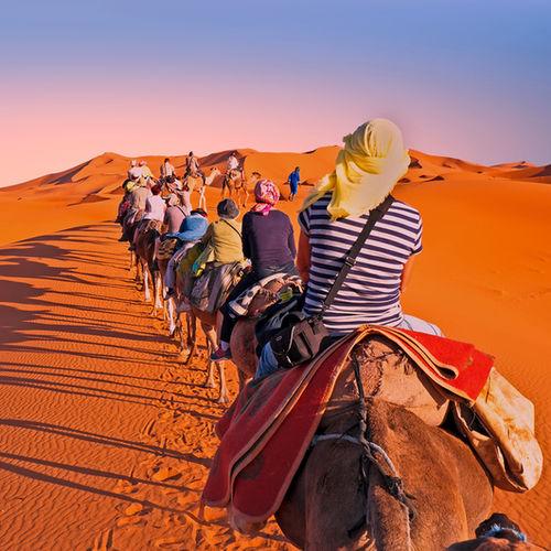 Marrocos no seu plano de viagens