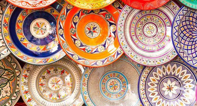 Souks marroquinos