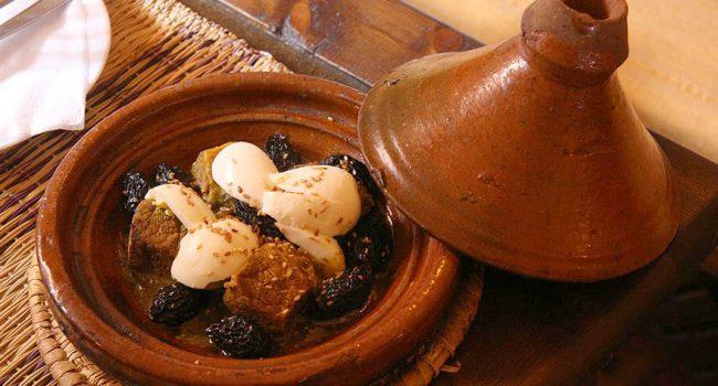 A gastronomia marroquina
