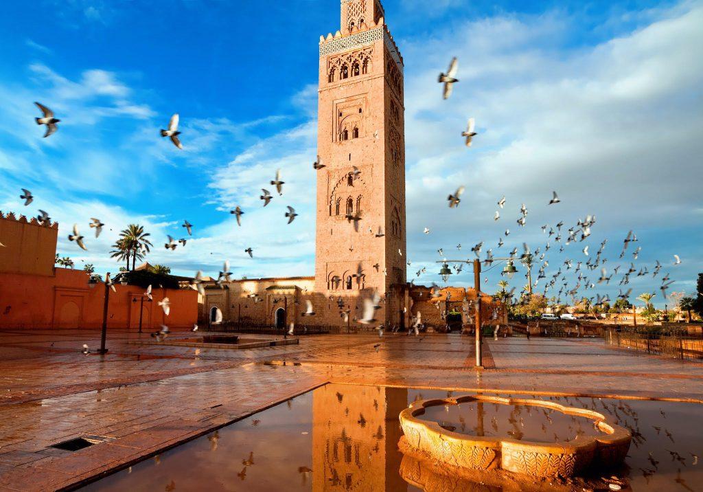 Marrocos e a Sociedade Moderna